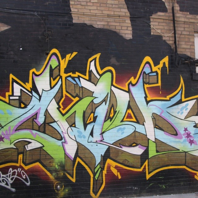 Pic of the day, Down Town Toronto Graffiti 6 (x-post Instagram)