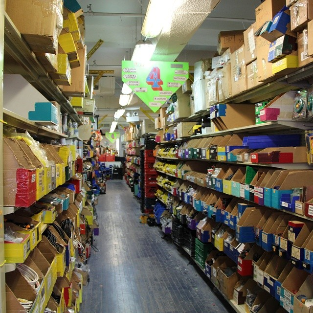 Pic of the day, Down Town Toronto Active Surplus 18 (x-post Instagram)