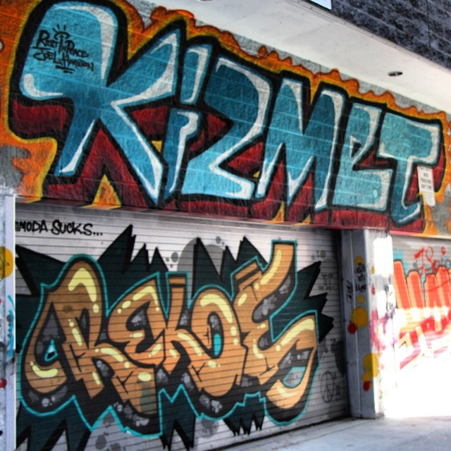 Pic of the day, Down Town Toronto Graffiti 22 (x-post Instagram)