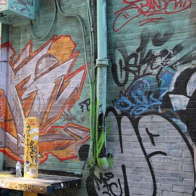 Pic of the day, Down Town Toronto Graffiti 24 (x-post Instagram)