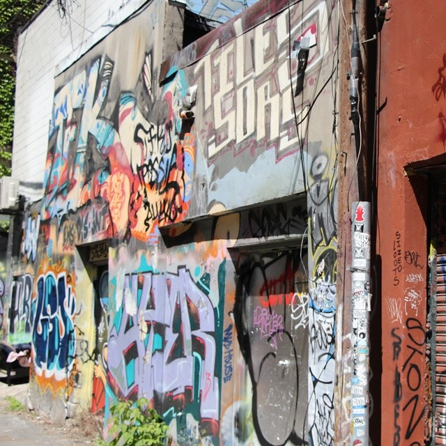 Pic of the day, Down Town Toronto Graffiti 10 (x-post Instagram)