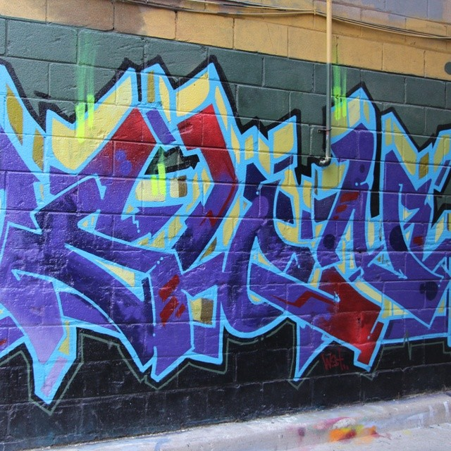Pic of the day, Down Town Toronto Graffiti 16 (x-post Instagram)