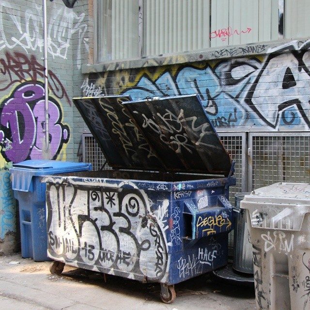 Pic of the day, Down Town Toronto Graffiti 20 (x-post Instagram)