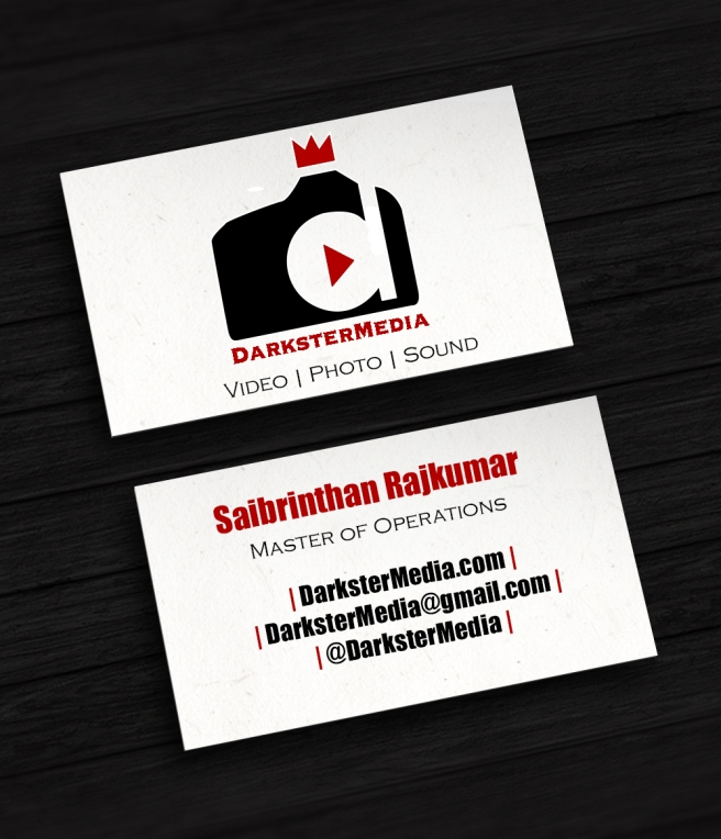 DMA101YA Business Card