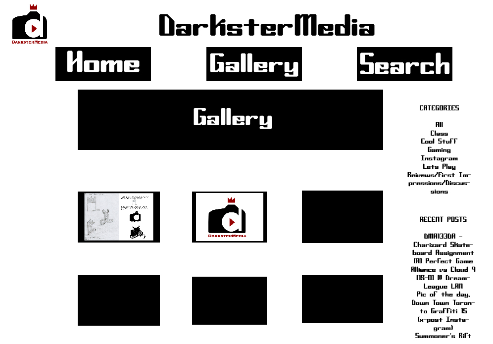 wireframe gallery