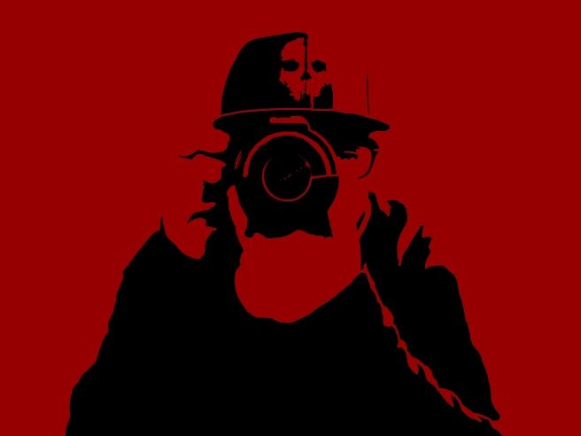 self stencil 2 red