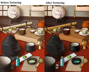 texturing dma234